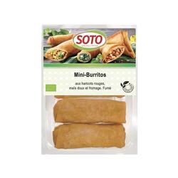 Mini-burritos x4